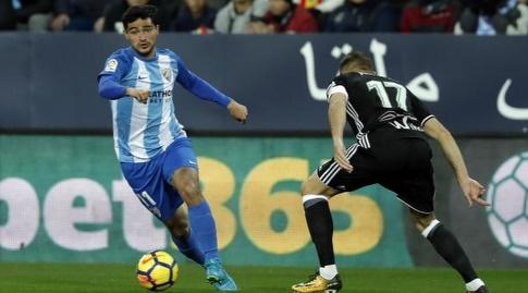 צ'ורי קסטרו מול חואקין (La Liga)