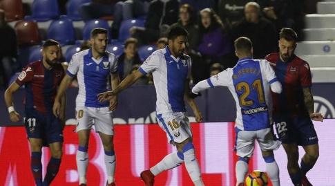 אנטוניו לונה מול רובן פרס (La Liga)