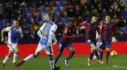 אריק קבאקו מוסר (La Liga)
