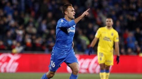 חואן קאלה חוגג (La Liga)