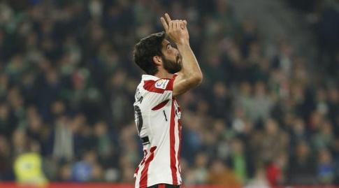 ראול גארסיה חוגג (La Liga)