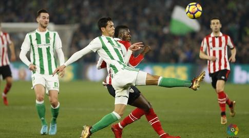 וויליאמס נאבק על הכדור (La Liga)