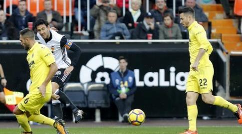 דני פארחו מול מול רוקאבינה ורואיס (La Liga)