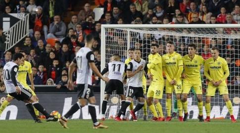 פארחו בועט לשער (La Liga)