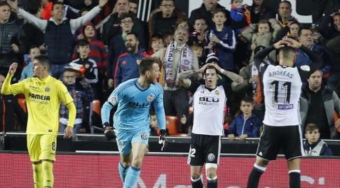 נטו לאחר ההחמצה בשניות הסיום (La Liga)