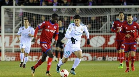 דיאמנקה מול אסנסיו (La Liga)