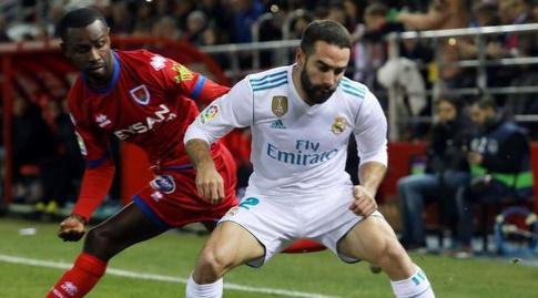 דיאמנקה מול קרבחאל (La Liga)