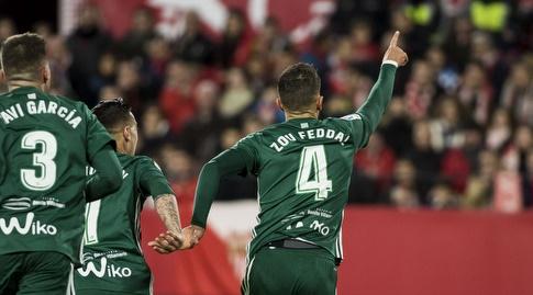 זוהיר פדאל חוגג (La Liga)