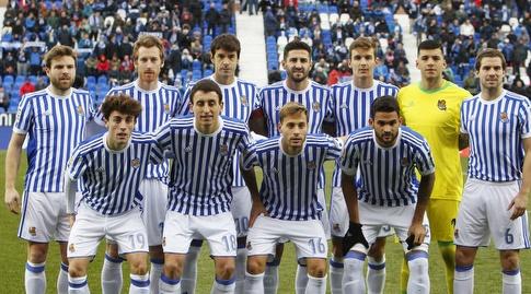 שחקני סוסיאדד בפתיחה (La Liga)