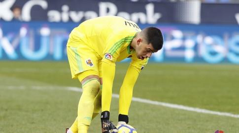חרונימו רולי בין הקורות של סוסיאדד (La Liga)