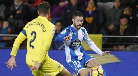 קרלס חיר מול מאריו גאספר (La Liga)