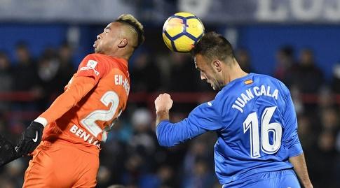 חואן קאלה מול יוסף אן ניסרי (La Liga)