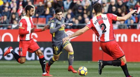 ג'ונאס רמאליו רודף אחרי חיירו סאמפיירו (La Liga)