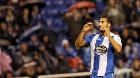 סלסו בורחס מאוכזב (La Liga)