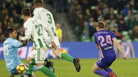דרקו ברשאנק בועט לשער (La Liga)