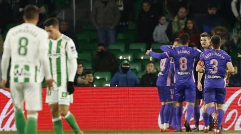 לגאנס חוגגת את השוויון (La Liga)