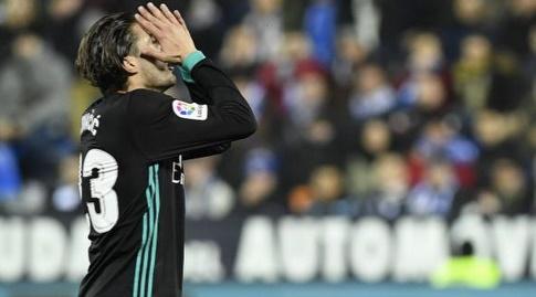 מתאו קובאצ'יץ' מאוכזב אחרי שהחמיץ (La Liga)