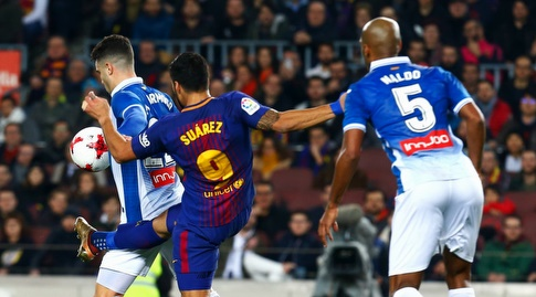 מאבק נוסף בין נאלדו לסוארס (La Liga)