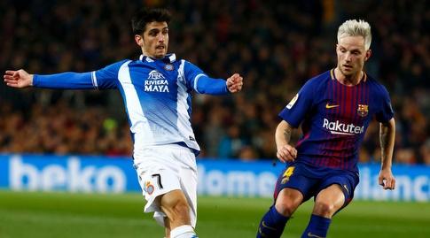 איבן ראקיטיץ' וג'רארד מורנו (La Liga)