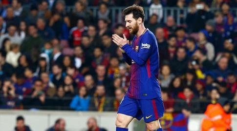 מסי. משחק גדול (La Liga)