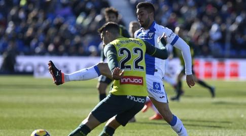 מריו הרמוסו בועט (La Liga)