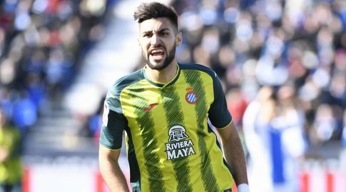מארק נבארו חוגג (La Liga)