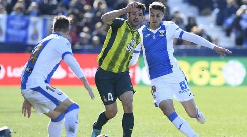 ויקטור סאנצ'ס בין שחקני לגאנס (La Liga)