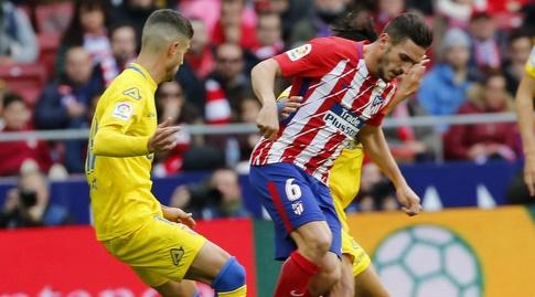קוקה עם הכדור (La Liga)
