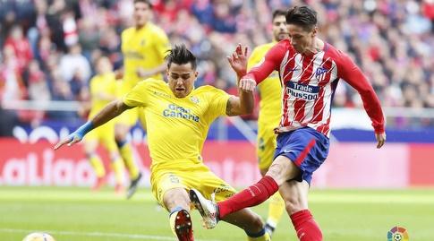 פרננדו טורס בועט (La Liga)