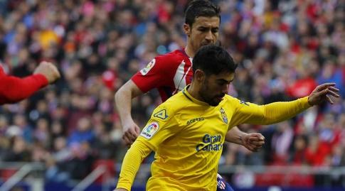 טאנה מתכונן לבעיטה (La Liga)