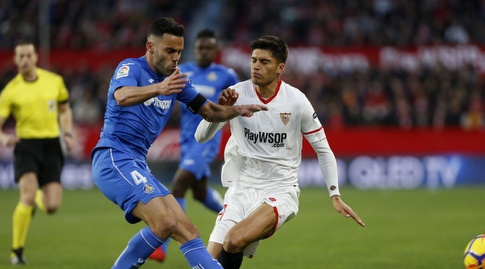 ברונו גונסאלס בדרך לכדור (La Liga)