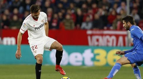 פרנקו ואסקס עוצר כדור (La Liga)