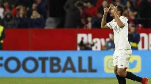 לואיס מוריאל חוגג (La Liga)