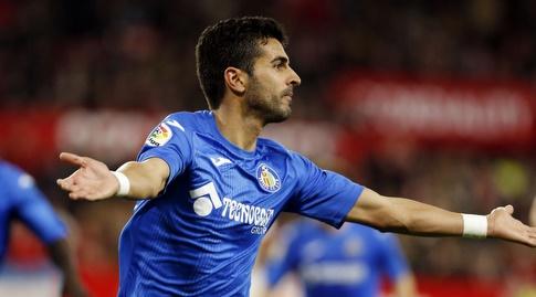 אנחל רודריגס חוגג (La Liga)
