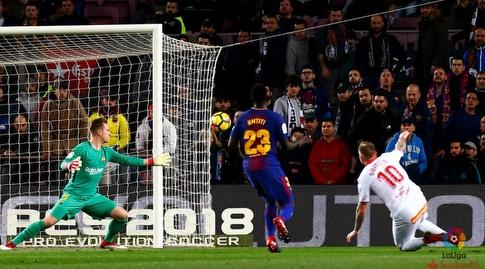 ג'ון גידטי כובש (La Liga)