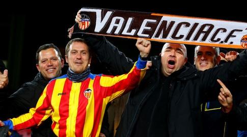 ולנסיה מאמינה בעצמה (La Liga)