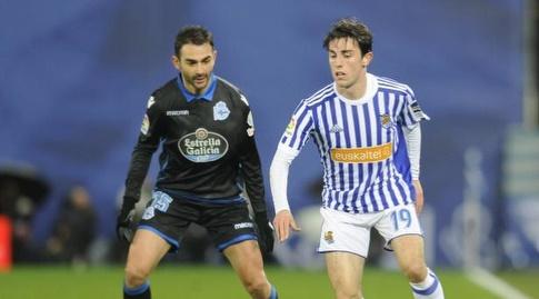 אלברו אודירוסולה מול אדריאן לופס (La Liga)