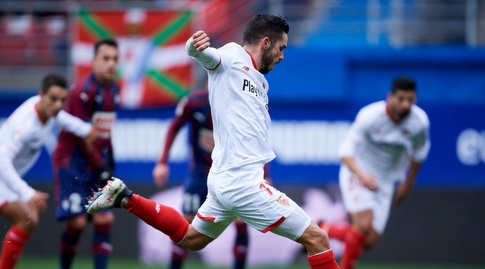 פאבלו סארביה בועט פנדל (La Liga)