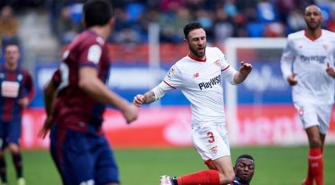 מיגל לאיון מאבד את הכדור (La Liga)