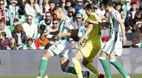 אנס אונאל בין שחקני בטיס (La Liga)