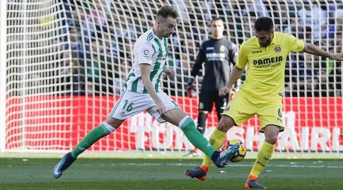 לורן מרון בדרך לשער (La Liga)