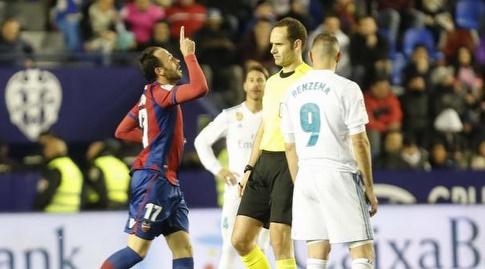 פאציני חוגג (La Liga)