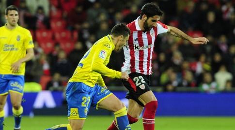 ראול גארסיה שומר על הכדור (La Liga)