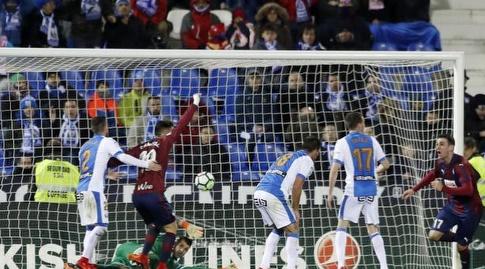 הכדור של ראמיס פוגש ברשת (La Liga)