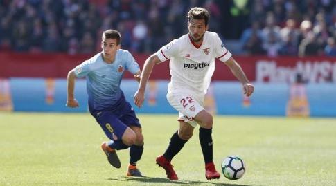 פרנקו ואסקס לפני פרה פונס (La Liga)