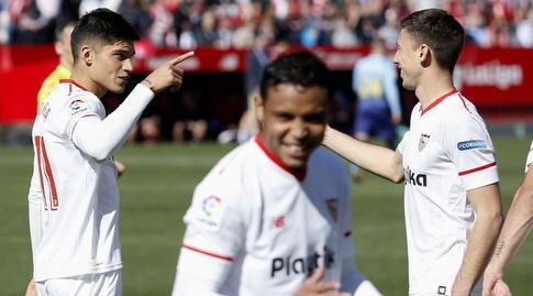 סראביה וקוראה חוגגים (La Liga)