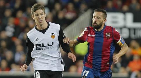 לוסיאנו וייטו וחוסה לואיס מוראלס (La Liga)