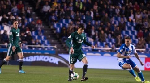 אייסה מנדי עם הכדור (La Liga)