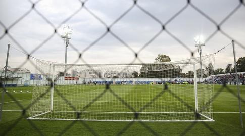 האצטדיון המחודש ביבנה (איציק בלניצקי)