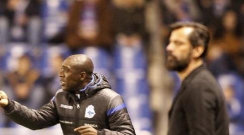 קלרנס סיידורף על הקווים (La Liga)